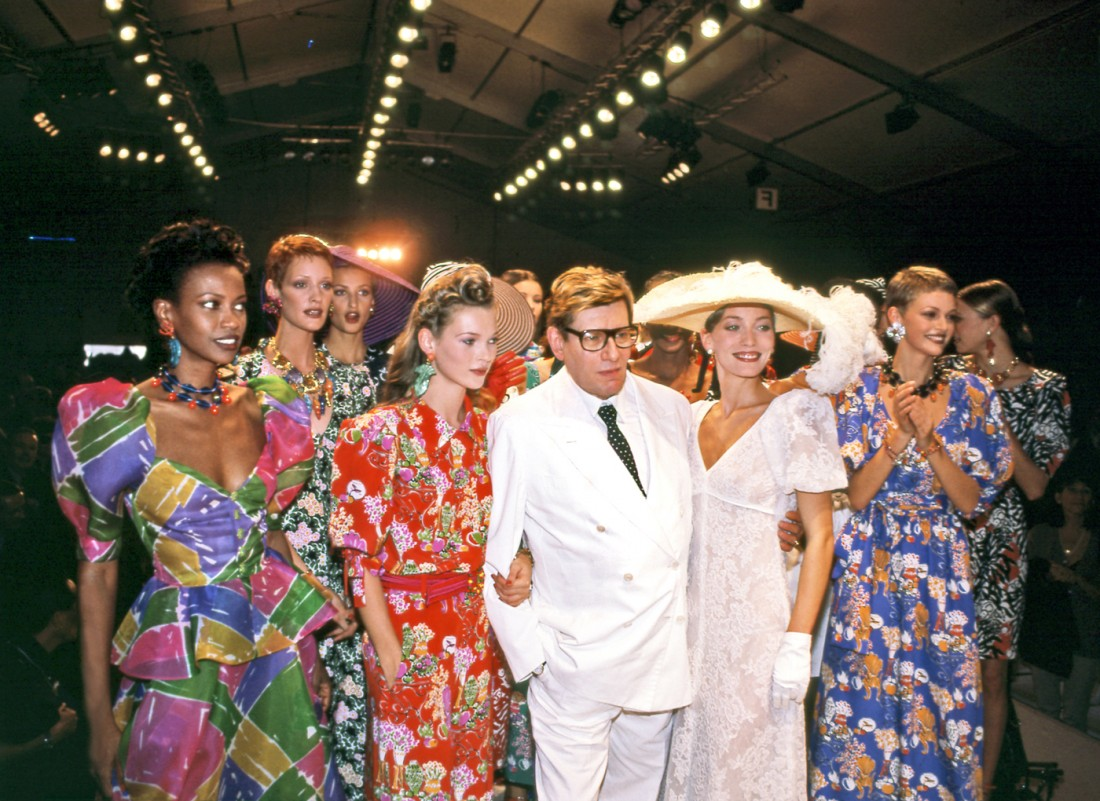 Benson YvesStLaurent.Models.1