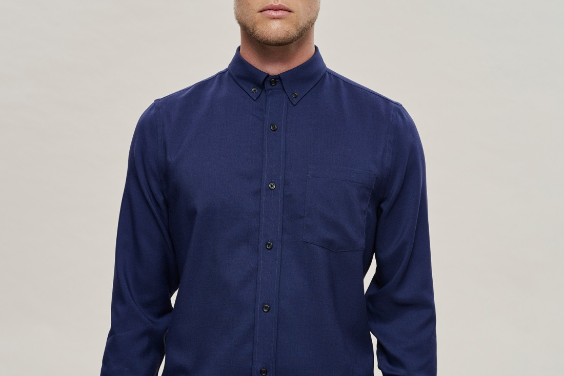 Copy of Oxford Wool Shirt