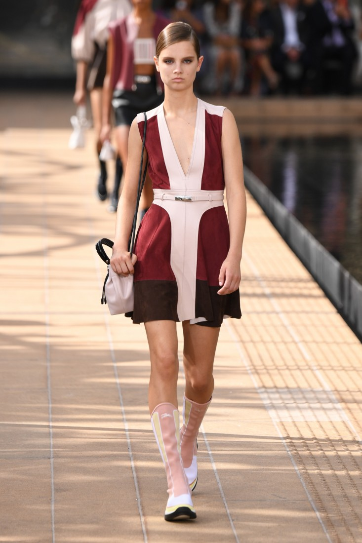 Longchamp NYFW SS2020 photo by Dave C. Smith Photo 20