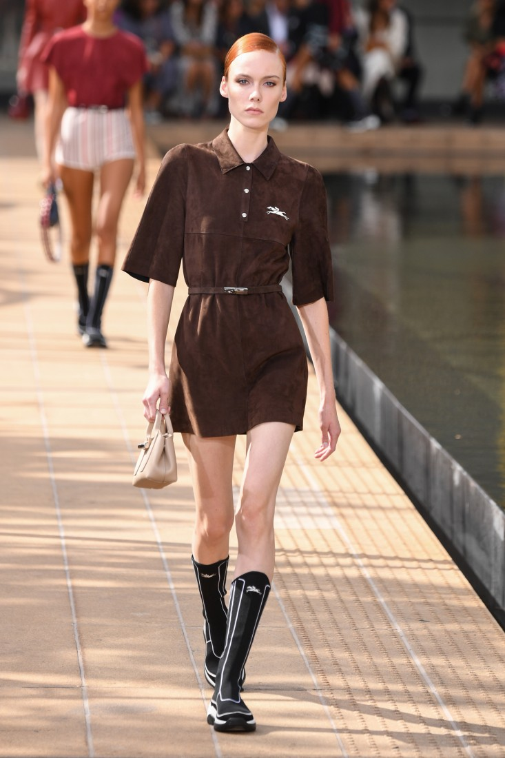 Longchamp NYFW SS2020 photo by Dave C. Smith Photo 23