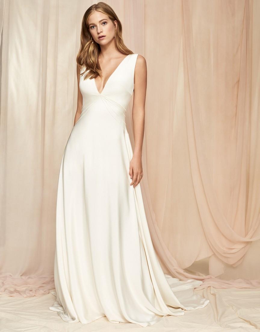 Savannah Miller Bridal FW2020 Collection 11