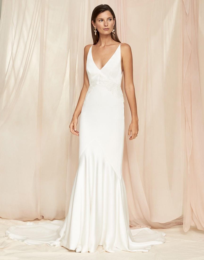 Savannah Miller Bridal FW2020 Collection 12