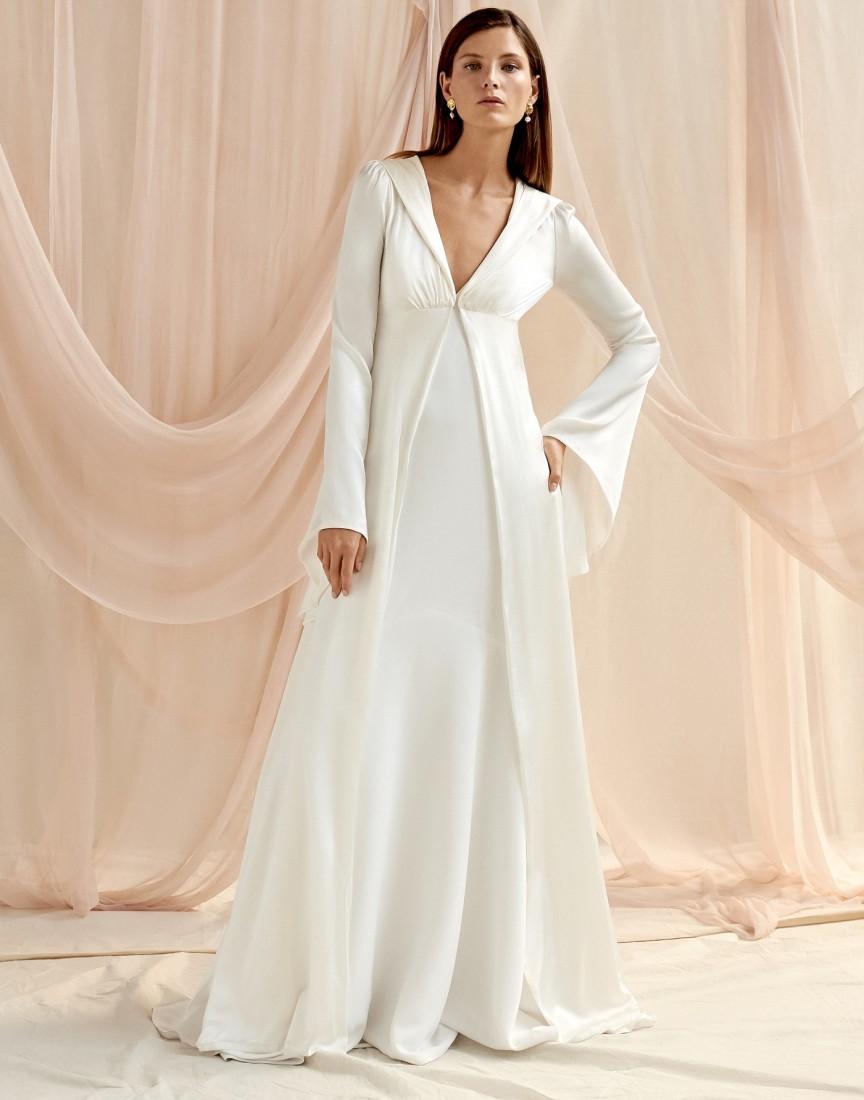 Savannah Miller Bridal FW2020 Collection 13