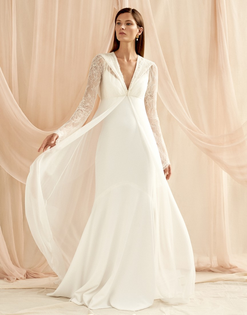 Savannah Miller Bridal FW2020 Collection 14