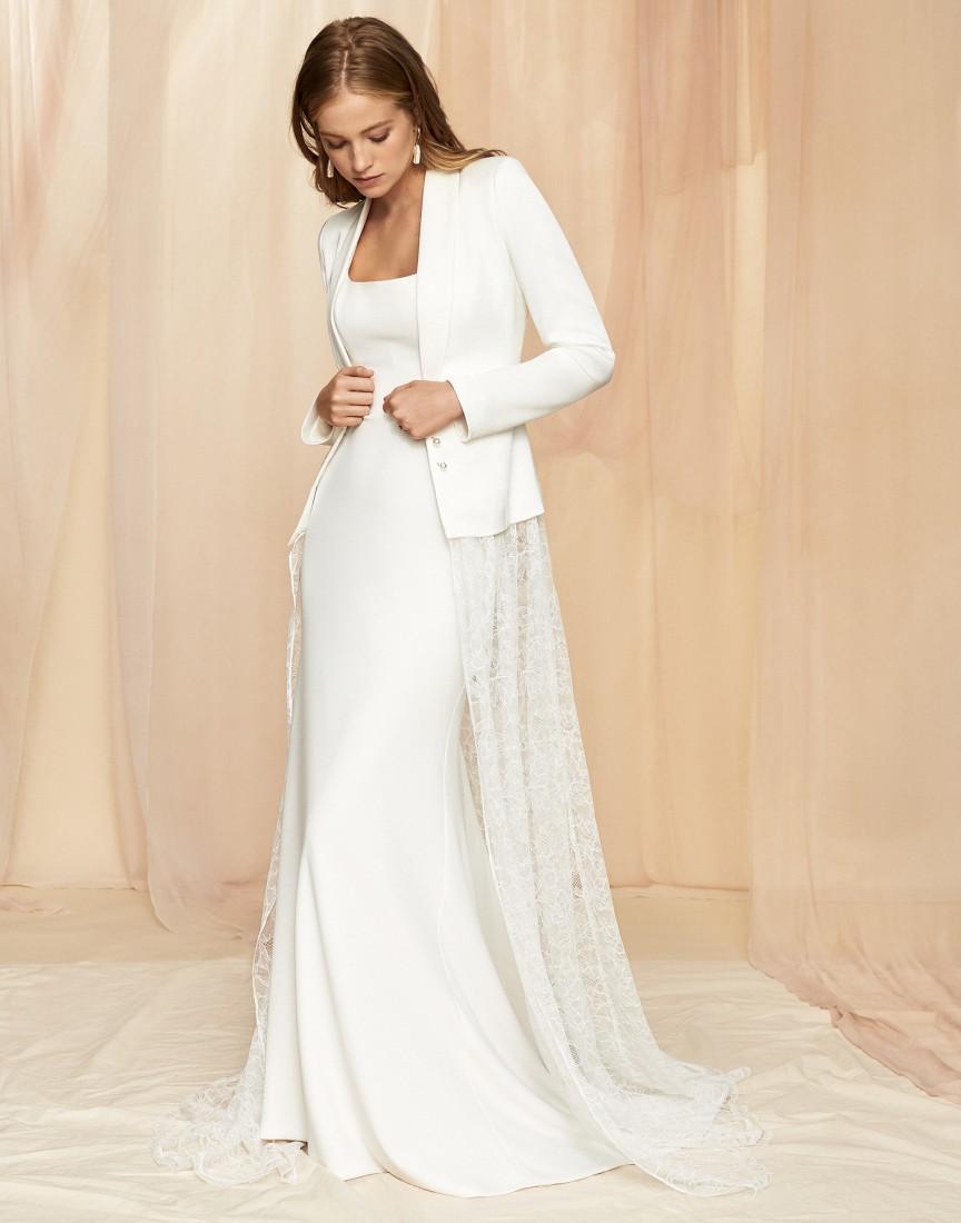 Savannah Miller Bridal FW2020 Collection 15
