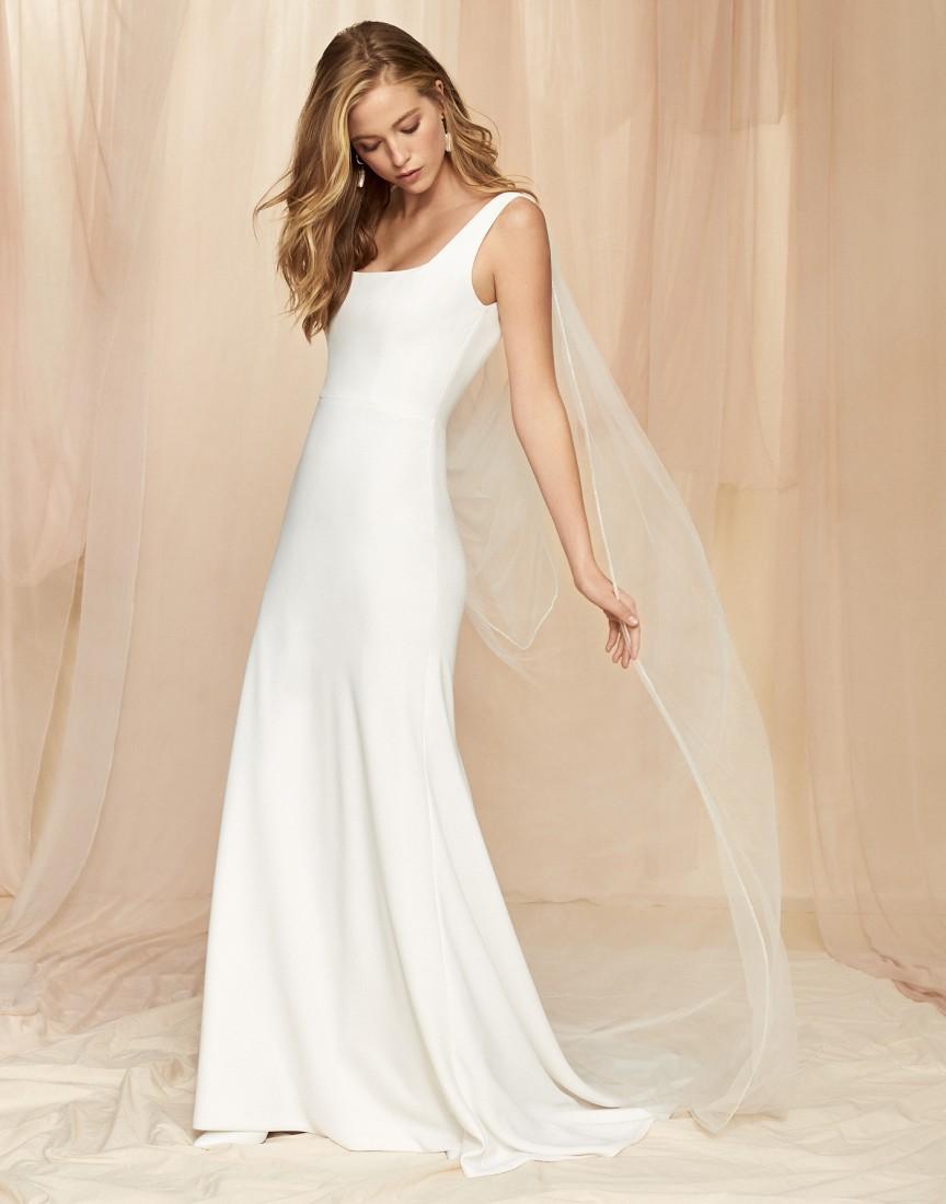 Savannah Miller Bridal FW2020 Collection 16