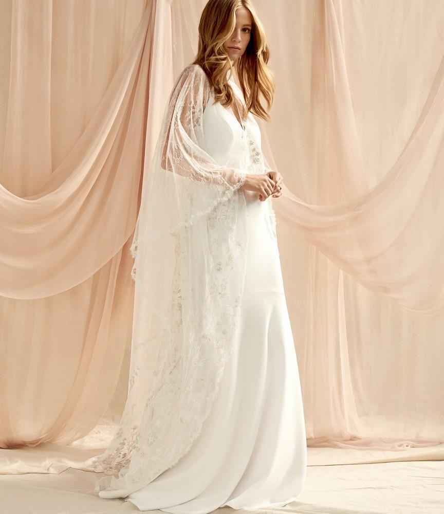 Savannah Miller Bridal FW2020 Collection 17