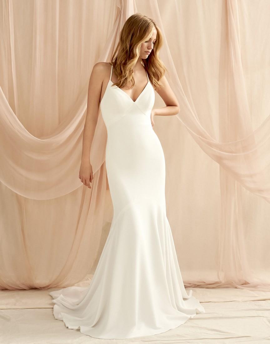 Savannah Miller Bridal FW2020 Collection 18