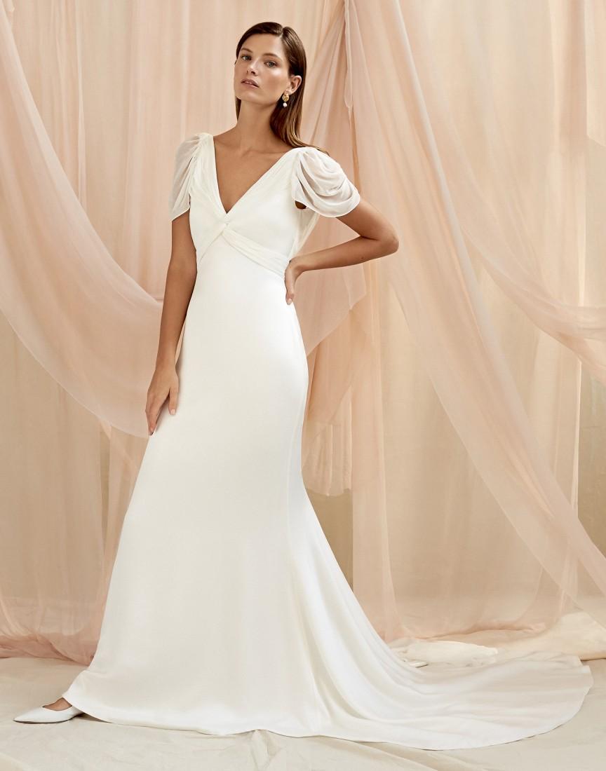 Savannah Miller Bridal FW2020 Collection 3