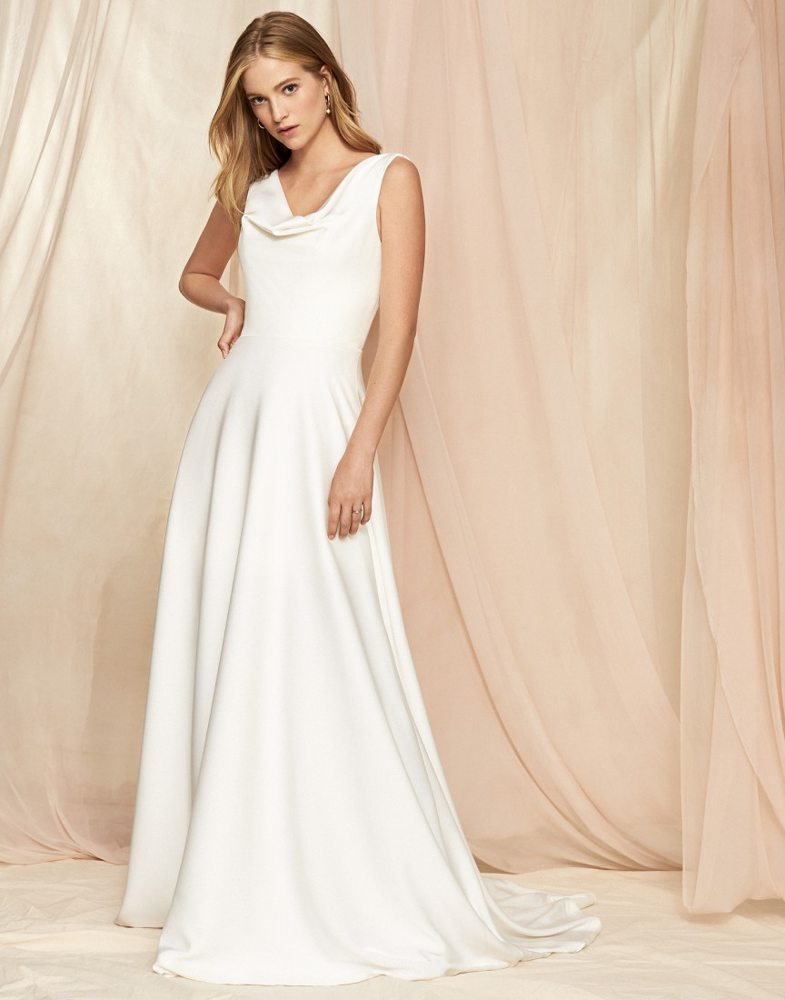 Savannah Miller Bridal FW2020 Collection 6