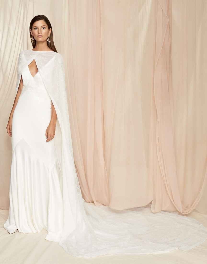 Savannah Miller Bridal FW2020 Collection 7
