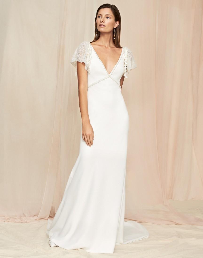 Savannah Miller Bridal FW2020 Collection 8