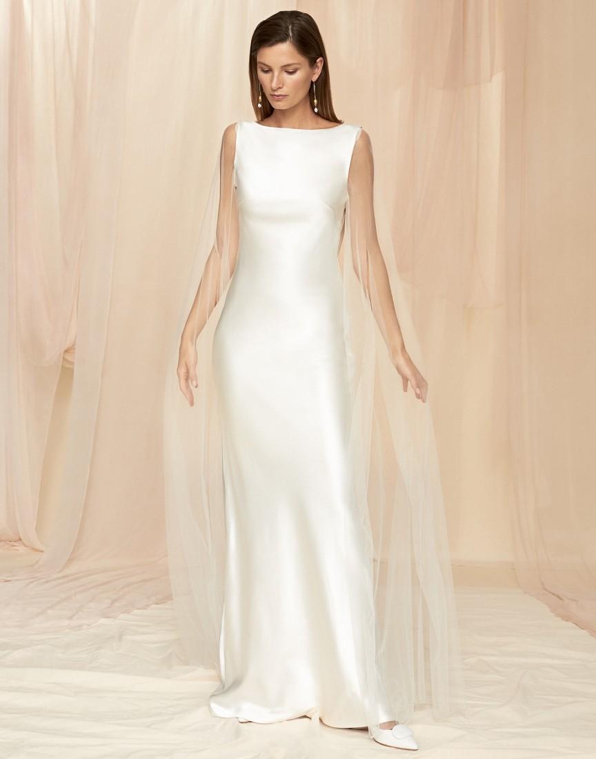 Savannah Miller Bridal FW2020 Collection 9