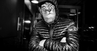 This Cat is From The Streets NYFW FW 2019 photo by Cheryl Gorski 3