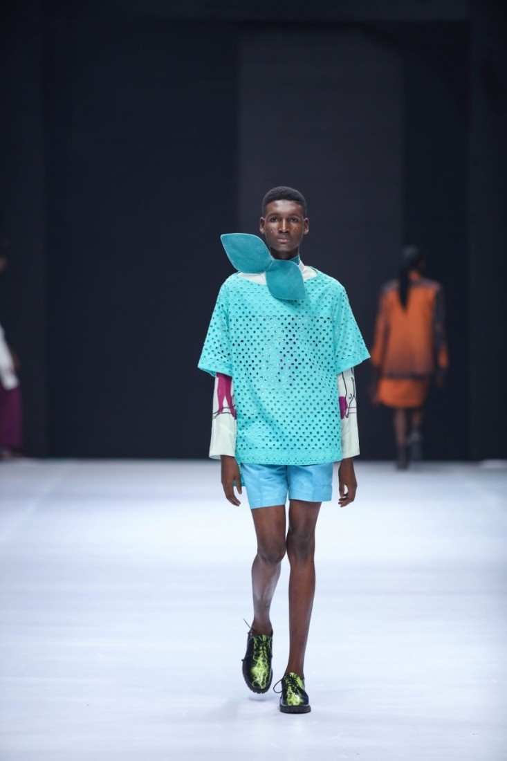 Orange Culture Lagos FW SS2020 photo by IMAXTree 16
