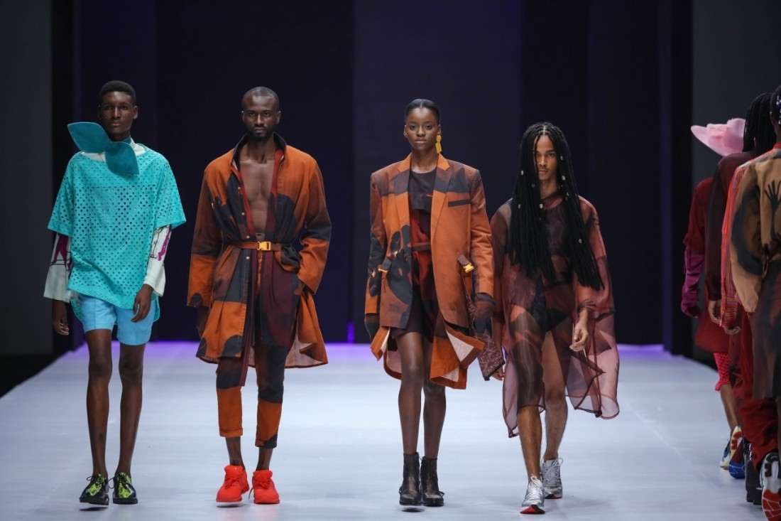 Orange Culture Lagos FW SS2020 photo by IMAXTree 47