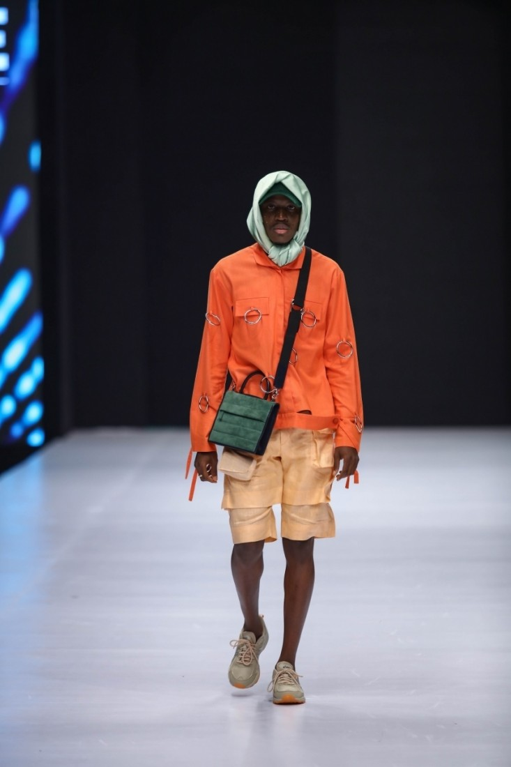 Orange Culture Lagos FW SS2020 photo by IMAXTree 7