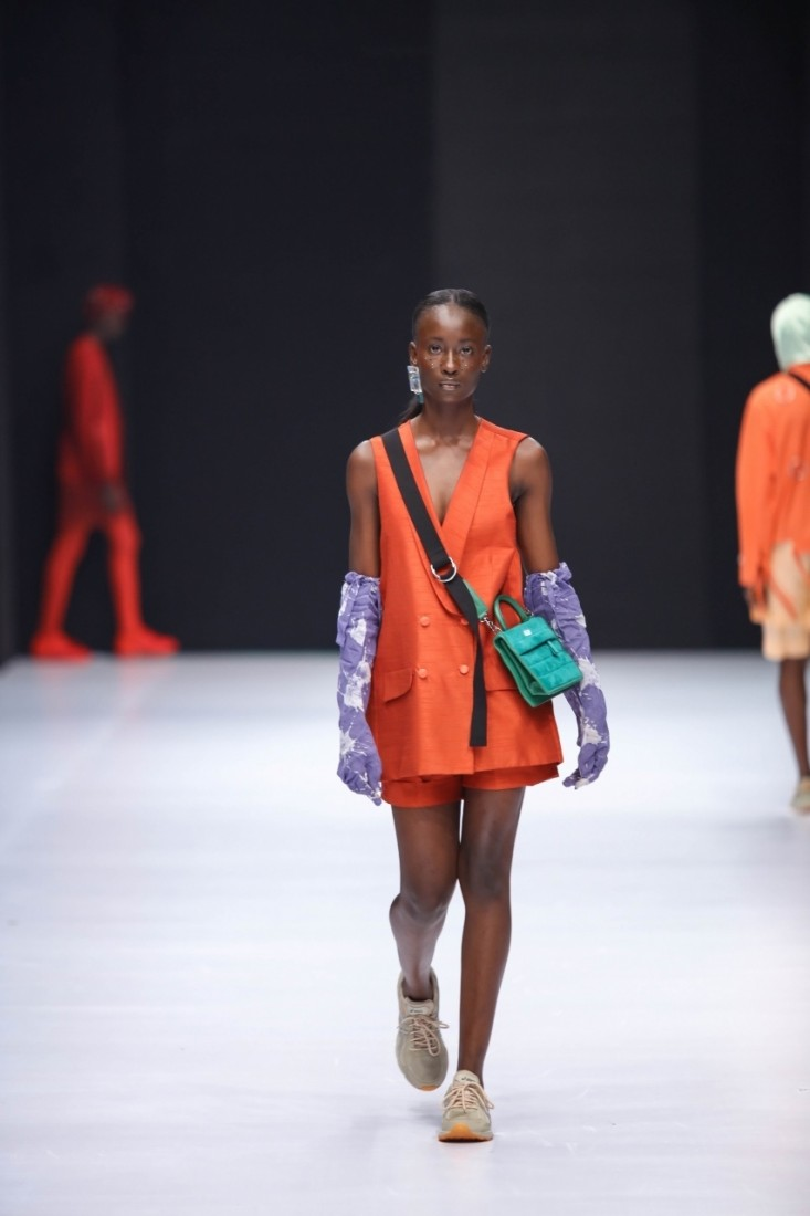 Orange Culture Lagos FW SS2020 photo by IMAXTree 8