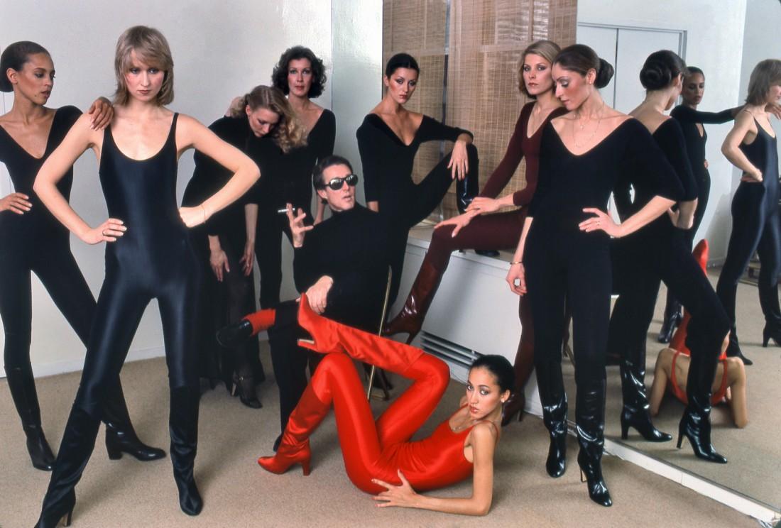 Benson Halston.Models.PatCleveland.Spandex