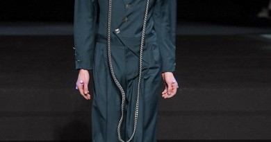 Charles Jeffrey LOVERBOY MENS LONDON FW2020 photos by IMAXTree 1