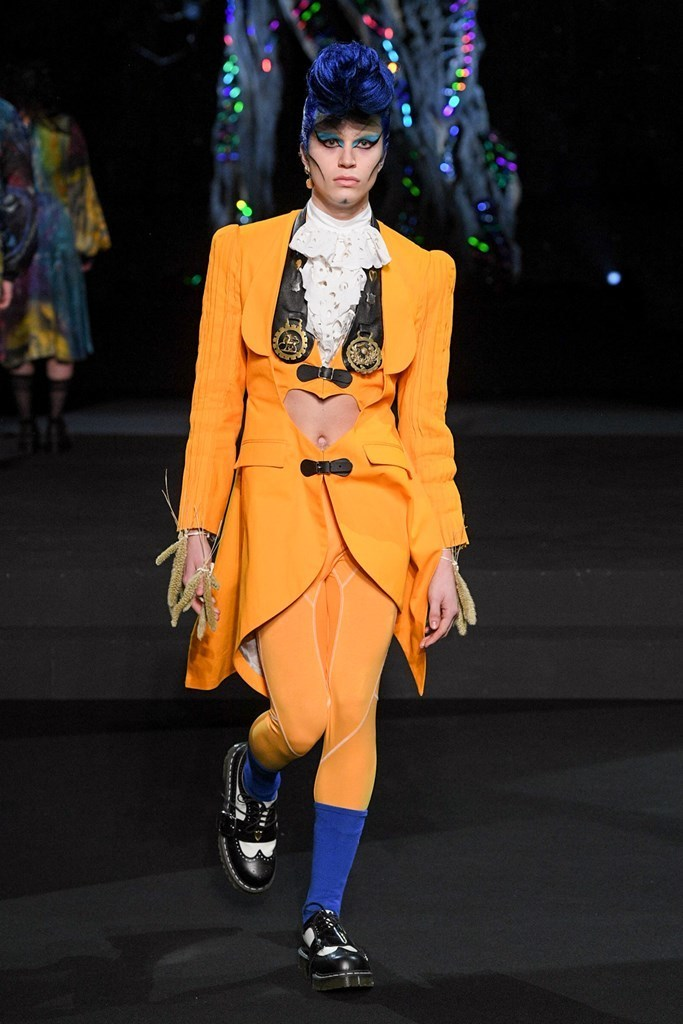 Charles Jeffrey LOVERBOY MENS LONDON FW2020 photos by IMAXTree 18