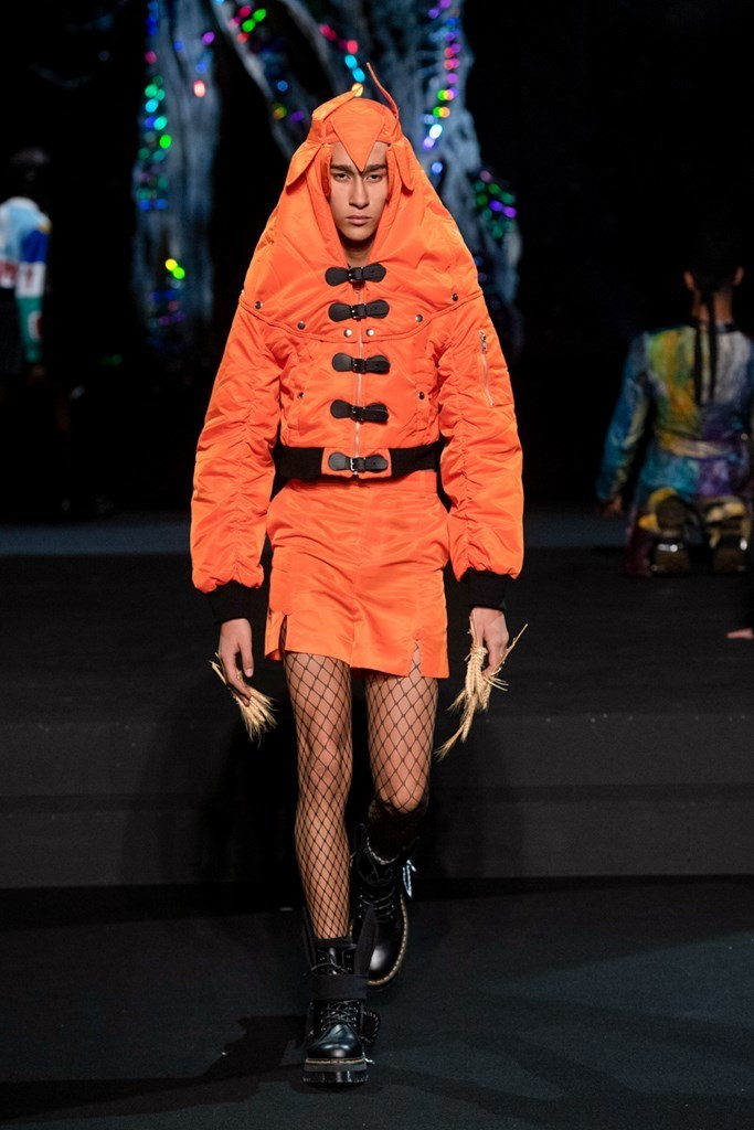 Charles Jeffrey LOVERBOY MENS LONDON FW2020 photos by IMAXTree 26