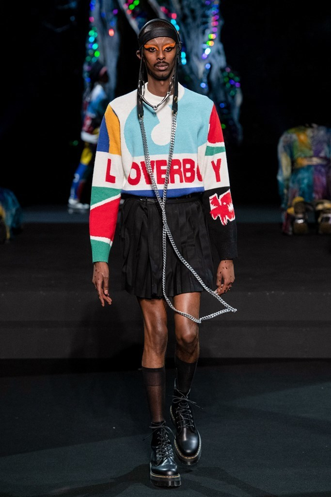 Charles Jeffrey LOVERBOY MENS LONDON FW2020 photos by IMAXTree 27