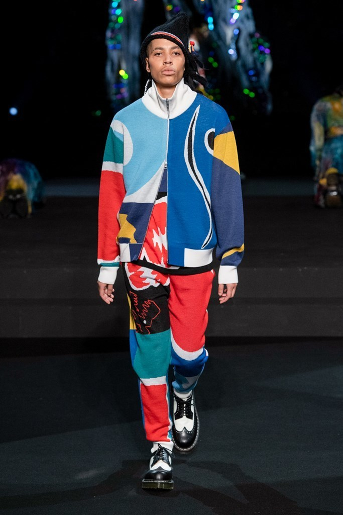 Charles Jeffrey LOVERBOY MENS LONDON FW2020 photos by IMAXTree 28