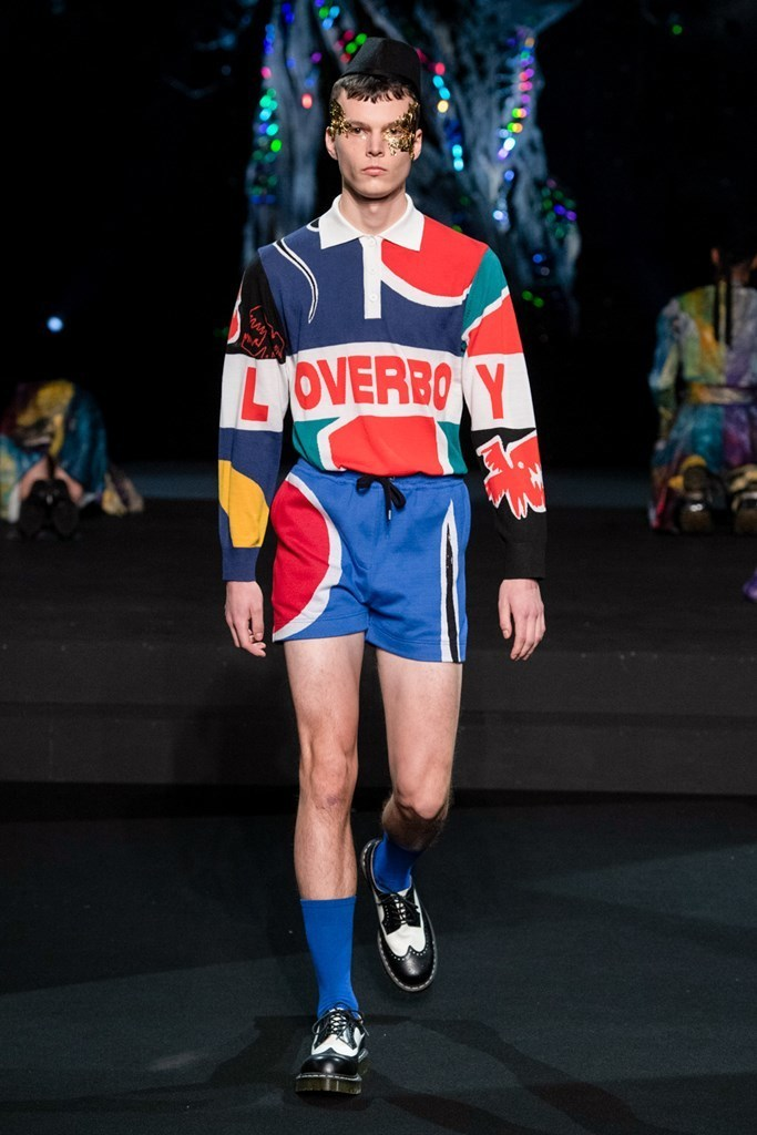 Charles Jeffrey LOVERBOY MENS LONDON FW2020 photos by IMAXTree 29