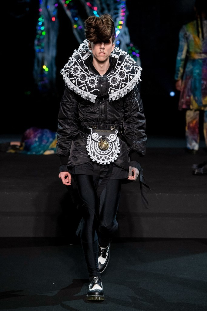 Charles Jeffrey LOVERBOY MENS LONDON FW2020 photos by IMAXTree 39