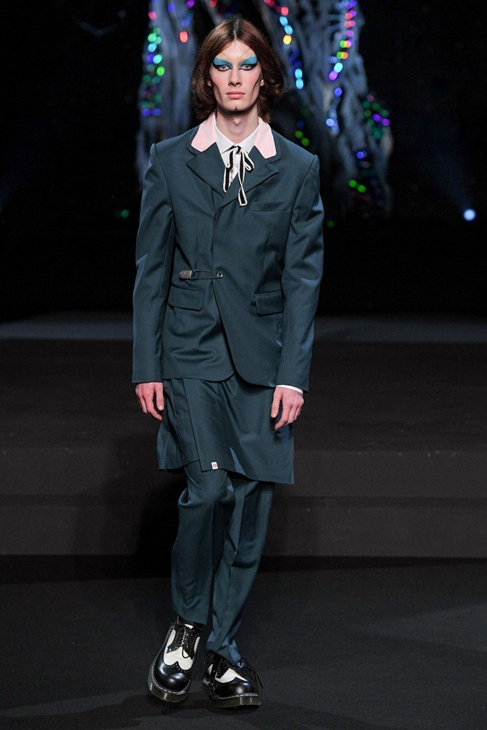 Charles Jeffrey LOVERBOY MENS LONDON FW2020 photos by IMAXTree 6