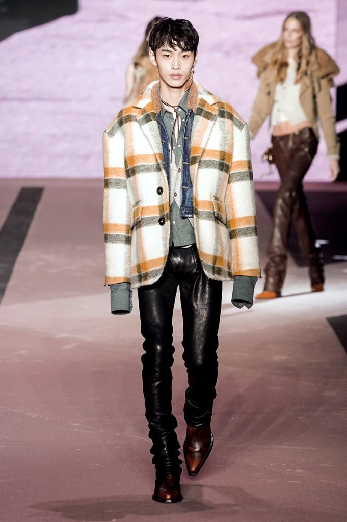 DSQUARED2 Milan FW2020 photos by IMAXTree 13