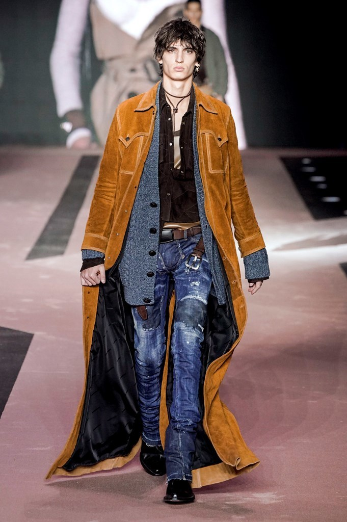 DSQUARED2 Milan FW2020 photos by IMAXTree 21