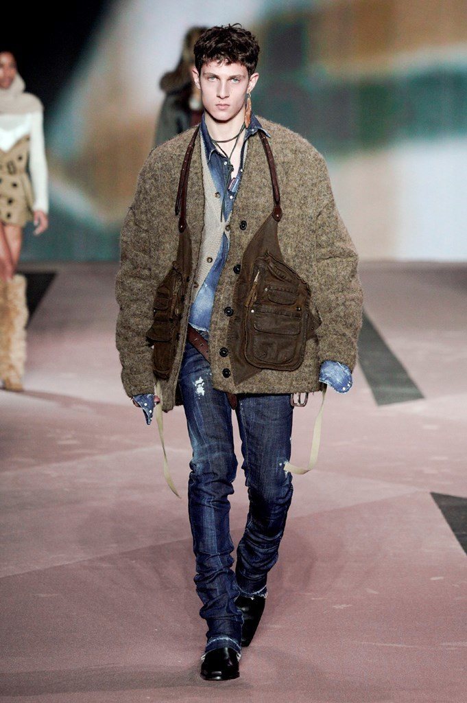 DSQUARED2 Milan FW2020 photos by IMAXTree 22