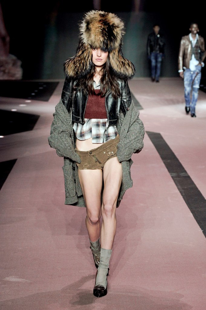 DSQUARED2 Milan FW2020 photos by IMAXTree 24