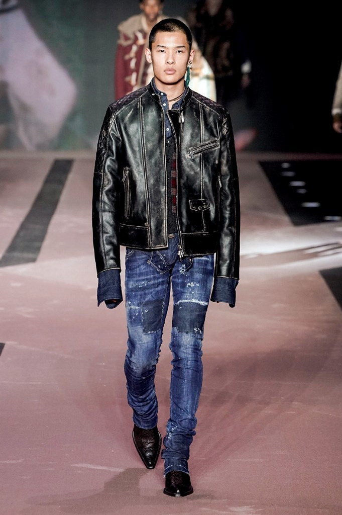 DSQUARED2 Milan FW2020 photos by IMAXTree 27