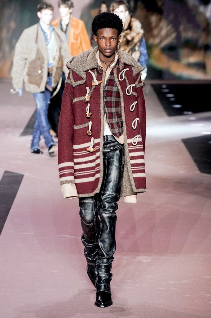 DSQUARED2 Milan FW2020 photos by IMAXTree 29