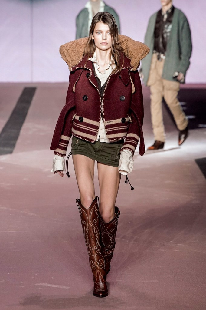 DSQUARED2 Milan FW2020 photos by IMAXTree 33