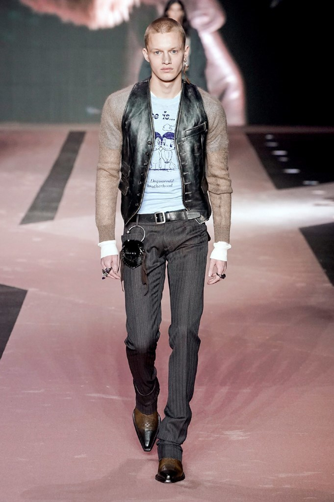 DSQUARED2 Milan FW2020 photos by IMAXTree 37