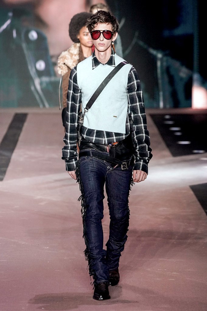 DSQUARED2 Milan FW2020 photos by IMAXTree 41