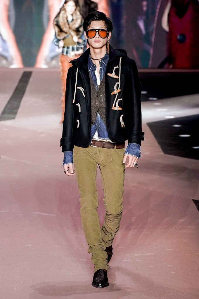 DSQUARED2 Milan FW2020 photos by IMAXTree 47