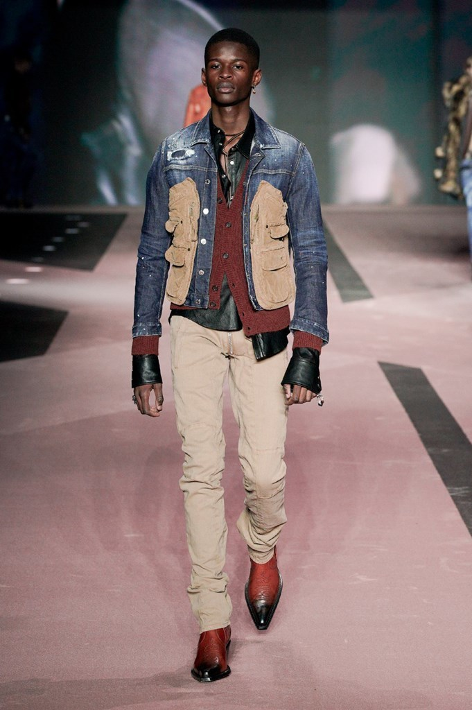 DSQUARED2 Milan FW2020 photos by IMAXTree 50