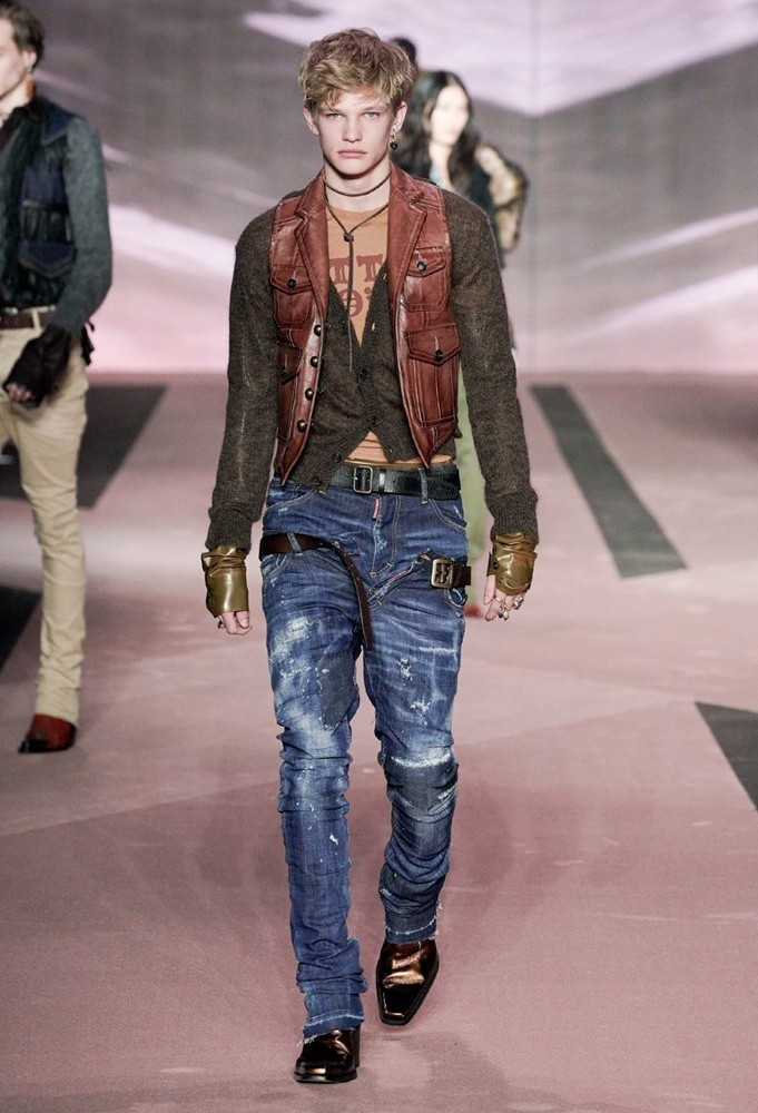 DSQUARED2 Milan FW2020 photos by IMAXTree 54
