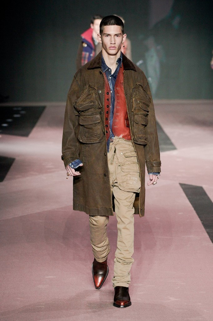 DSQUARED2 Milan FW2020 photos by IMAXTree 62