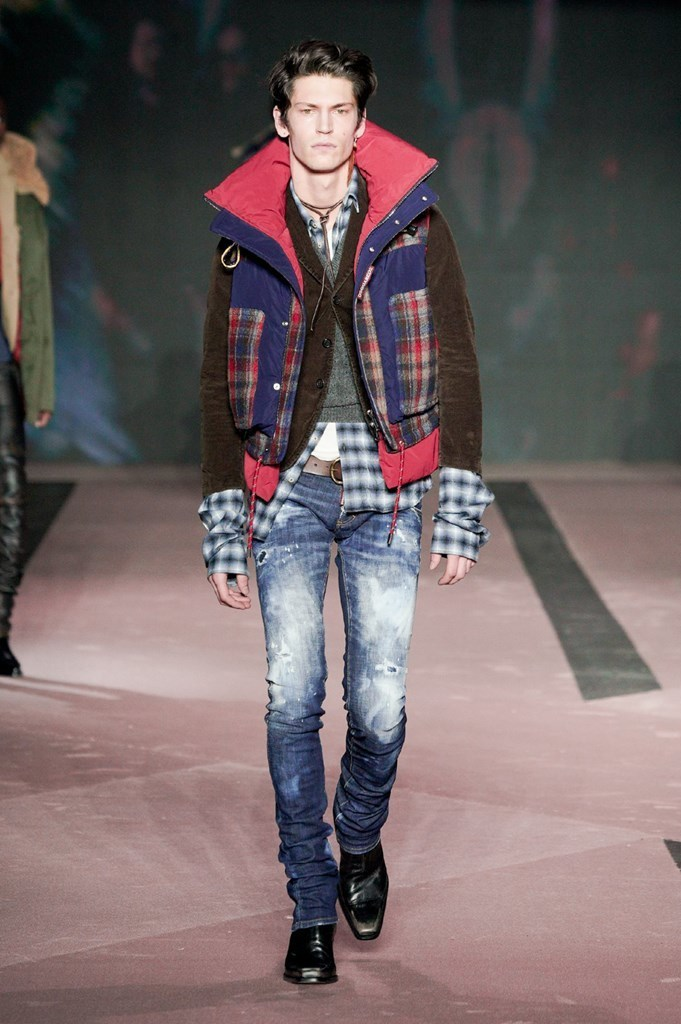 DSQUARED2 Milan FW2020 photos by IMAXTree 64