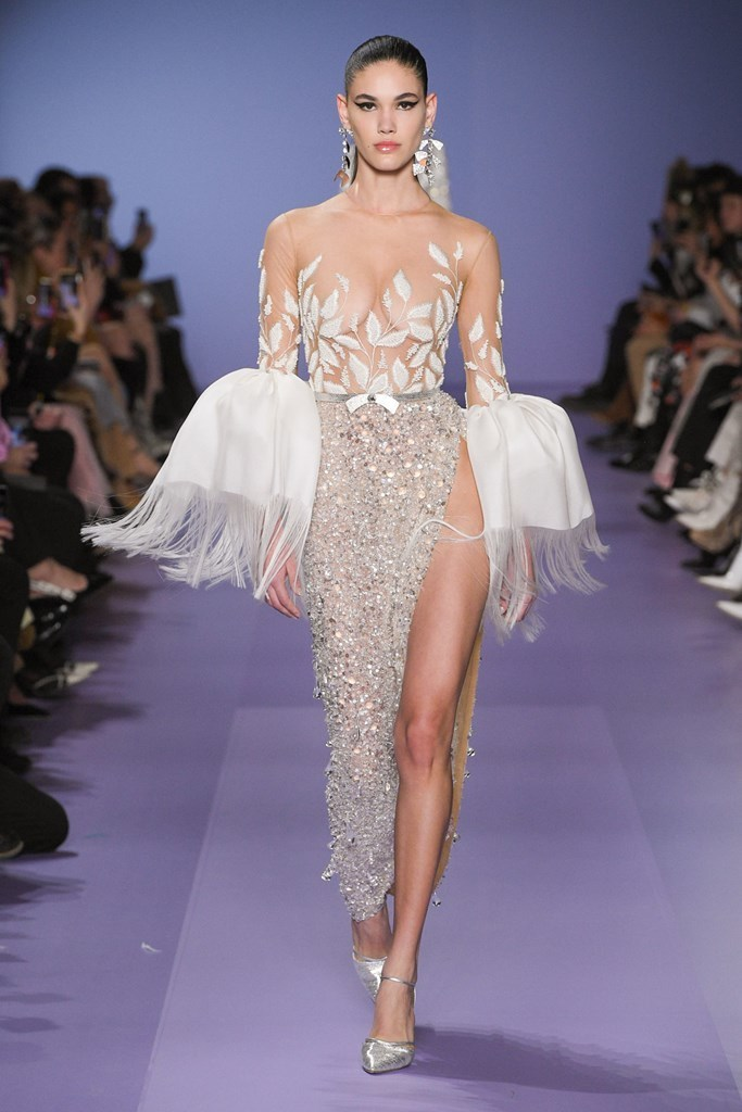 Georges Hobeika PARIS SS2020 photo by IMAXTree 12 - Fashion Maniac