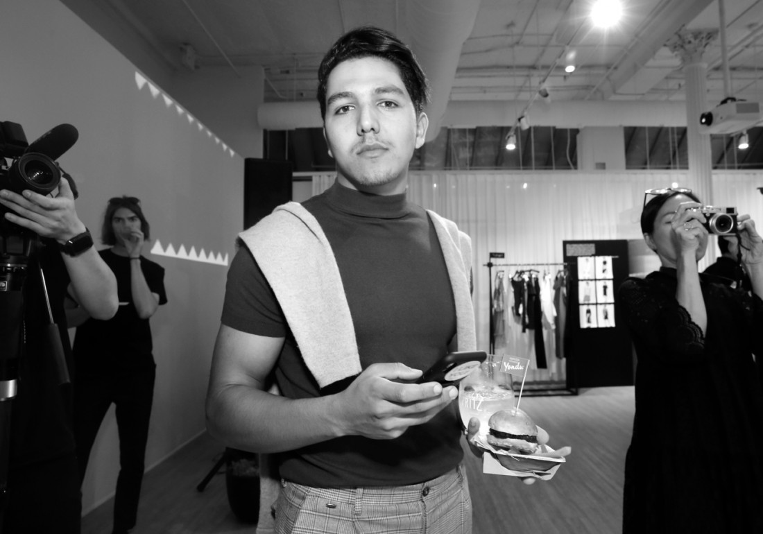 Guest@The Selects X The Daily Front Row NYFW SS2020 photo by Cheryl Gorski 11