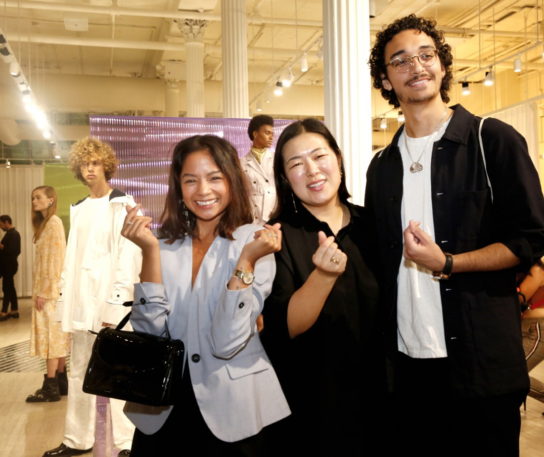 Guest@The Selects X The Daily Front Row NYFW SS2020 photo by Cheryl Gorski 19