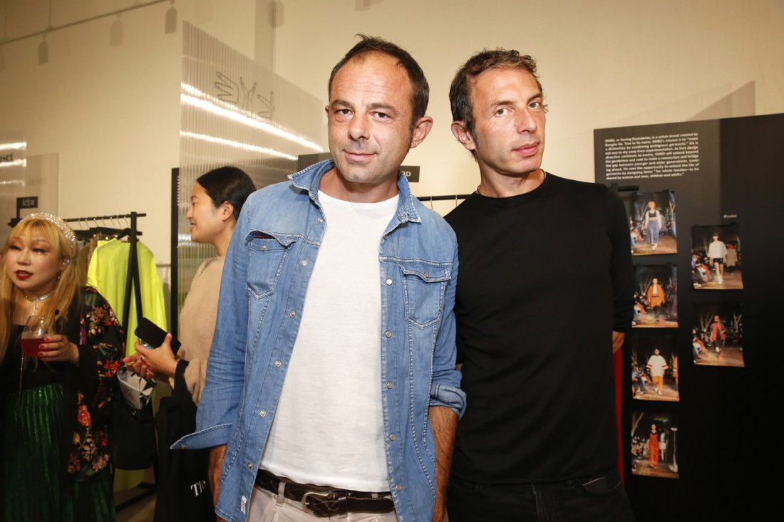 Guest@The Selects X The Daily Front Row NYFW SS2020 photo by Cheryl Gorski 29