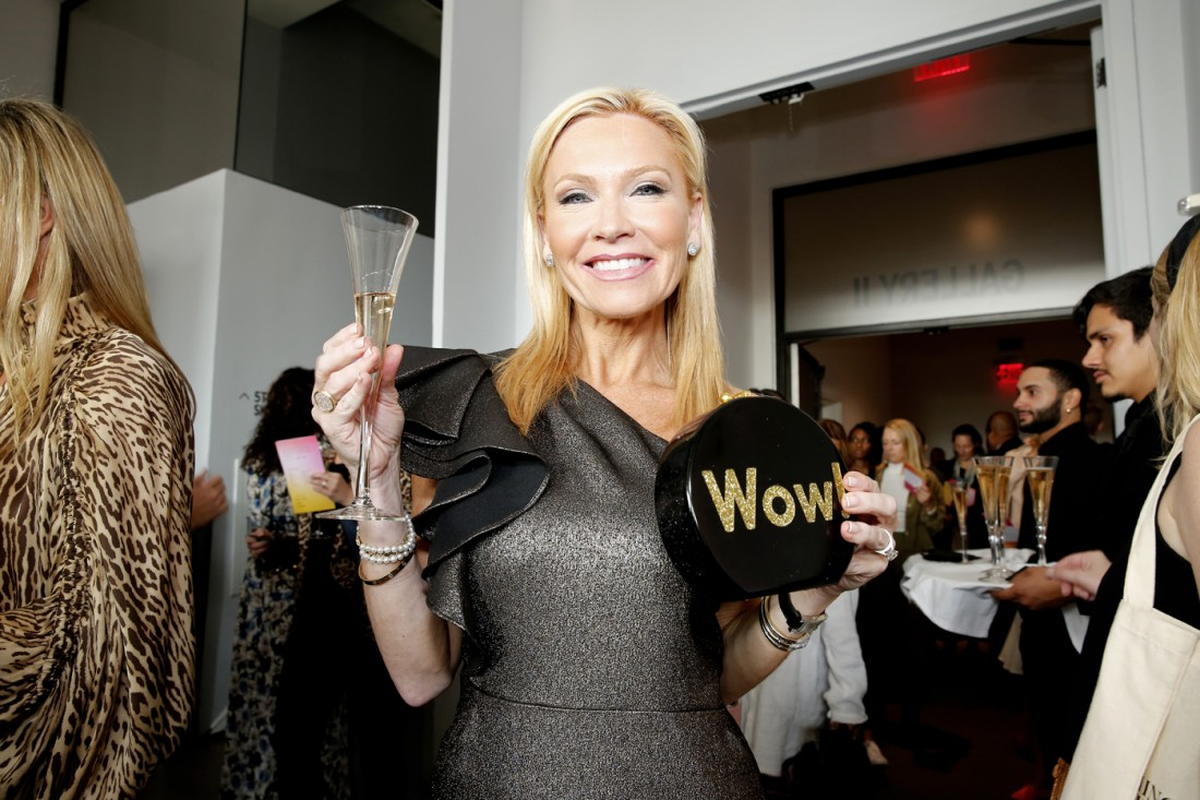 Guest@Veronica Beard NYFW SS2020 photo by Cheryl Gorski 45